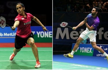 Sindhu knocked out, Saina and Prannoy enter semi-finals of Swiss GPG