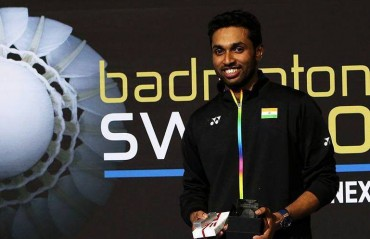 HS Prannoy crowned champion of Swiss GPG