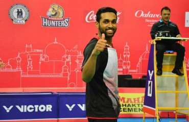 Fans and well wishers send their congratulatory messages to Prannoy via Twitter
