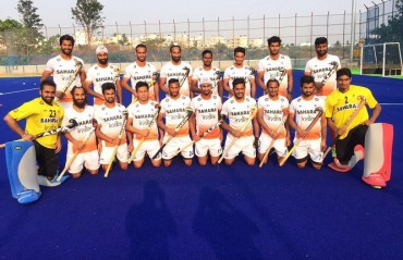 Hockey India Announces 18 Member Team for 25th Sultan Azlan Shah Cup