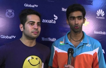 It was a good day for the Indian shuttlers, enter RD 2 of the New Zealand GPG