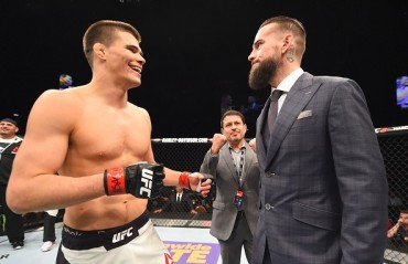 #TFGInterview: CM Punk Not A Legit UFC Talent -- In Conversation With Mickey Gall