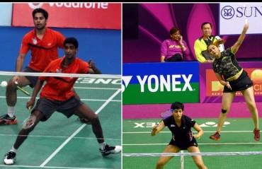 Attri/Reddy, Jwala/Ashwini and Pranaav/Sikki enter quarters of New Zealand GPG