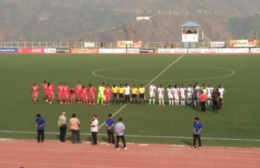 The upset that upset all upsets -- bottom table Aizawl beat league leaders Mohun Bagan 2-1