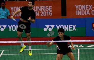 Saurabh, Manu Attri-Ashwini Ponnappa enter main draw of India SS