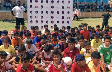 120 boys shortlisted from trials conducted by Delhi Dynamos
