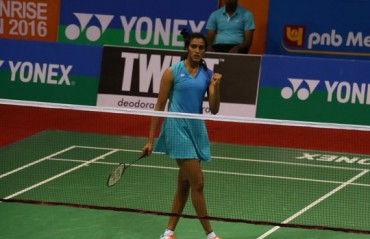 PV Sindhu & Saina Nehwal enter the quarter-finals of  India Open SS