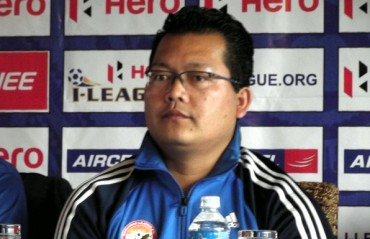 #TFGinterview - Thangboi Singto on Lajong's form, domestic calendar, AIFF and North-East Derby