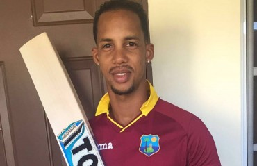 My experience of playing at the Wankhede helped me: Lendl Simmons