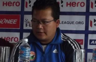 Absence of Sanjoy Sen won't be a big factor, says Lajong coac Singto before Bagan game