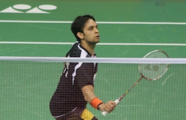 Kashyap's Olympics hopes hit by a series of injuries