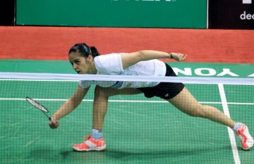 Saina, Sindhu enter round two while others bow out of Malaysia SSP