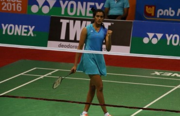 Sindhu regains top 10th spot, Saina & Srikanth fall to No. 8 & 14