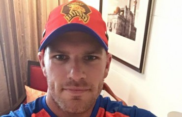 There's no slowing down for Bravo, says Aaron Finch