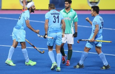 Sunil and Manpreet provide masterclass in India's victory over Pakistan