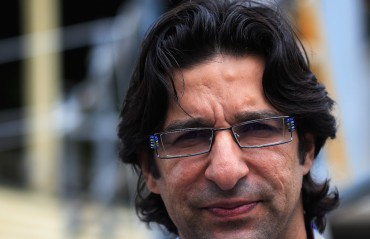 Pak police arrest man in Wasim Akram shooting incident