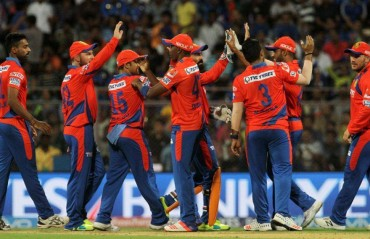 Finch, bowlers give Gujarat Lions their third win