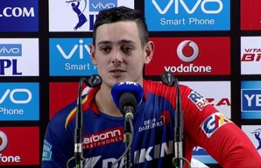 DD players see the funny side of De Kock's match-winning 100 on Twitter