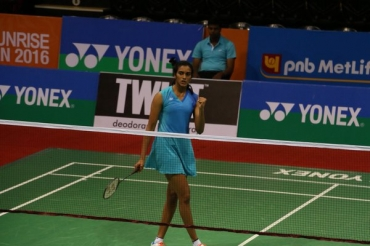 Sindhu, Prannoy, Jwala/Ashwini sail into the quarters of China GPG
