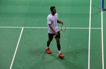 HS Prannoy slips to No. 30 and Kashyap to No. 25