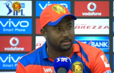 RCB would have even struggled to defend 200 against us, mocks GL batsman Dwayne Smith