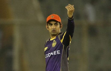 Not thinking about comeback, focused on doing well for KKR, says Gautam Gambhir