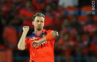 Raina and the Gujarat support staff have done a wonderful job thus far: Steyn