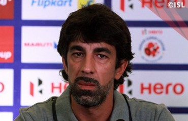 #TFGinterview - Oscar Bruzon keen to coach in I-League, says it suits him better than ISL