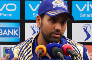Unhappy with our fielding performance against Pune, says MI skipper Rohit Sharma