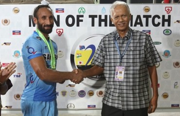 Doing well in Champions Trophy is crucial: Captain Sardar Singh