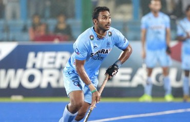 Can't get complacent, says senior hockey player Raghunath