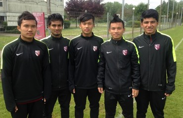Five AIFF Elite Academy graduates sign for Chennaiyin's youth setup