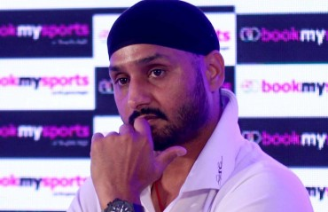 Hope the boundaries in IPL are bigger next year: Harbhajan Singh