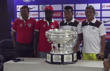 Federation Cup final - a night of history in Guwahati: for Bengalis and Mizos, that is.