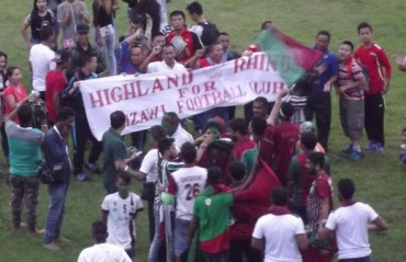 Guwahati sees rare display of camaraderie between Bagan and Aizawl fans at Fed Cup final