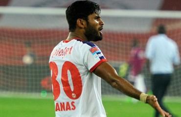 Delhi Dynamos FC retain Anas and Sanjiban