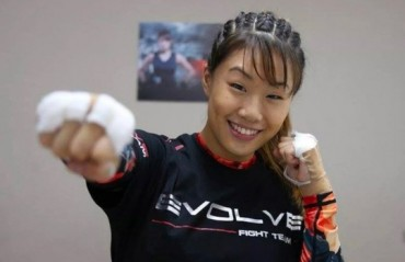 #TFGInterview: I want to be a legend in MMA -- In Conversation with Angela Lee