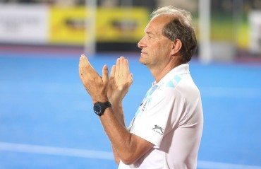 Aim is to win a medal at Champions Trophy, says Oltmans