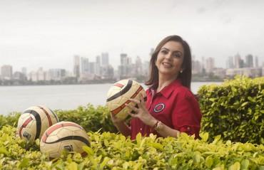 Nita Ambani nominated to International Olympic Committee