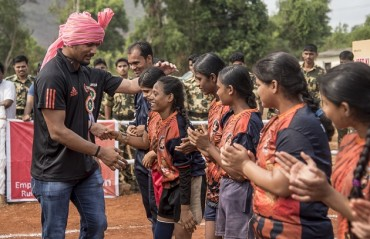 U Mumba joins Swades Foundation in a celebration of Rural India