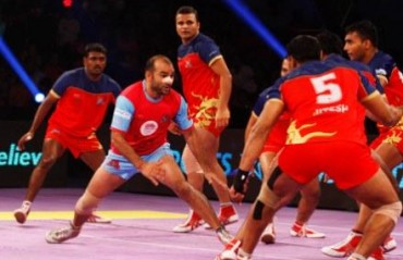 Jaipur Pink Panthers continue winning momentum to keep play-off chances alive