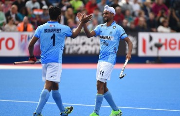 India use style and guile to beat Great Britain in Champions Trophy