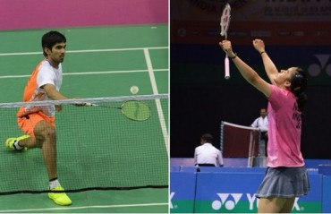 BWF RANKINGS: Saina & Srikanth the only shuttlers to move up the ladder