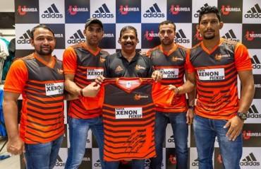 U Mumba launch new look jersey ahead of Pro Kabaddi season 4
