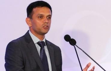 'Nostalgic' Dravid looks back on a memorable debut as India's 207th Test player