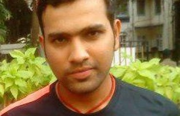 24 hours of ecstasy and agony in the life of Rohit Sharma played out online