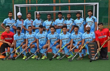 Hockey India announces Junior Men Squad for EurAsia Cup and England Tour