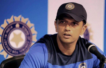 Dravid turned down India head coach job to work for junior team, says Anurag Thakur