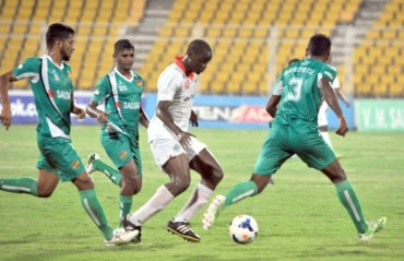 SUNBURNT TERRACE: What happens in Goa... Indian football is flirting with a perilous tipping point