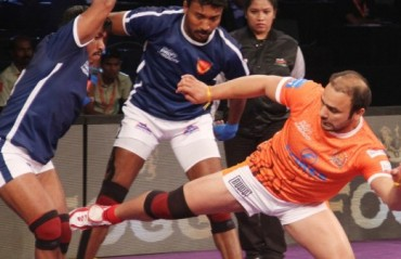 Steely bravado from Manjeet Chillar steals the win from Delhi as Pune hold them to a tie